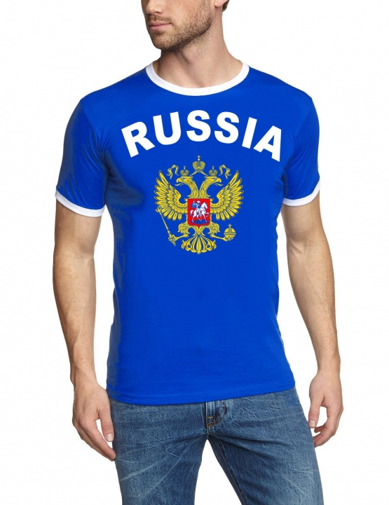 wm 2018 russia t shirt mit deinem namen nummer fu ball. Black Bedroom Furniture Sets. Home Design Ideas