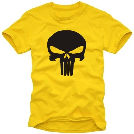 punisher t shirt coole fun t shirts. Black Bedroom Furniture Sets. Home Design Ideas