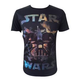STAR WARS DARTH VADER T-Shirt ALL OVER S - XXL
