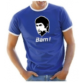 BÄM in your FACE BRUCE LEE RINGER shirt