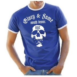 GLORY & FAME - NYC - SHIRT T-SHIRT - south bronx