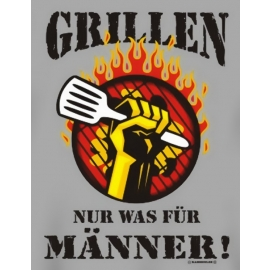 grillsch rze grillen nur was f r m nner coole fun t shirts. Black Bedroom Furniture Sets. Home Design Ideas
