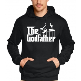 THE GODFATHER HOODIE S-XXL diverse Farben
