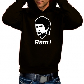 BÄM in your Face - BRUCE LEE Hoodie Sweatshirt