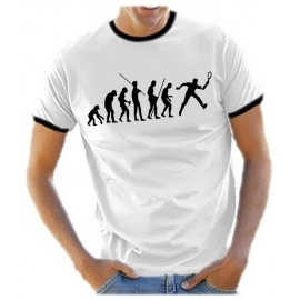 Tennis evolution T-Shirt Damen und Herren