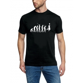 BASKETBALL evolution Shirts - T-SHIRT S M L XL XXL XXXL