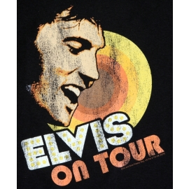 ELVIS on Tour T-Shirt GR.XL