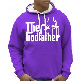 THE GODFATHER Hoodie Sweatshirt Der Pate - Mafia Gr.S M L XL