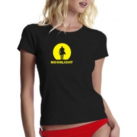 Moonlight GIRLY T-SHIRT - Alex O'Loughlin