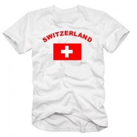SCHWEIZ T-SHIRT Switzerland S M L XL XXL XXXL