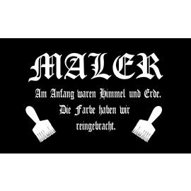maler sprüche MALER T Shirt S M L XL 2XL 3XL 4XL 5XL   Coole Fun T Shirts maler sprüche